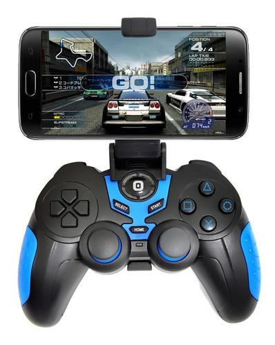 joystick inalambrico con bluetooth pc celulares android recargable ultimo modelo