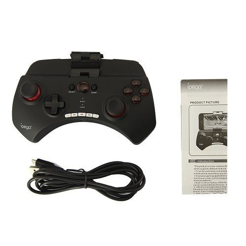 joystick ipega controle p/ celular android iphone bluetooth