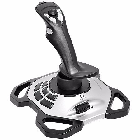 joystick logitech extreme 3d pro joystick