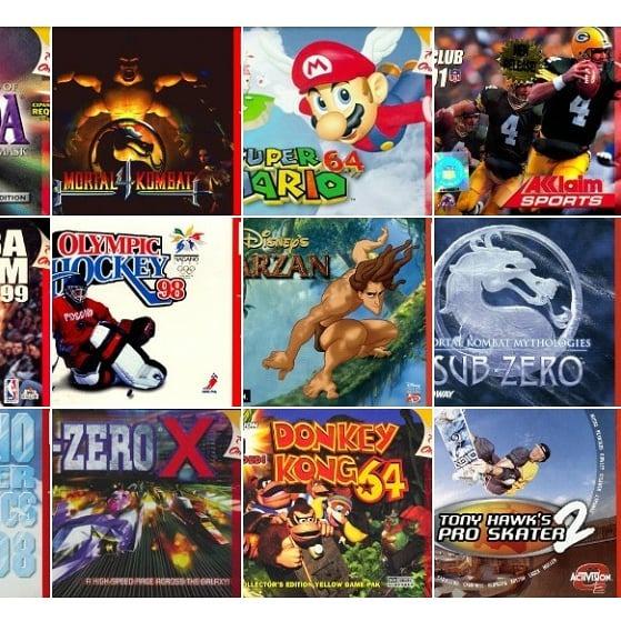 Joystick Nintendo 64 Usb Rom 400 Juegos N64 35 000 En Mercado