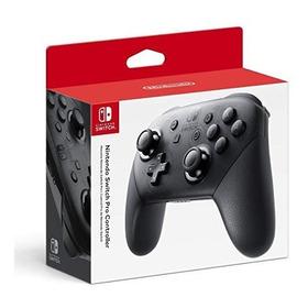 Joystick Nintendo Switch Pro Controller - Nuevo - Original