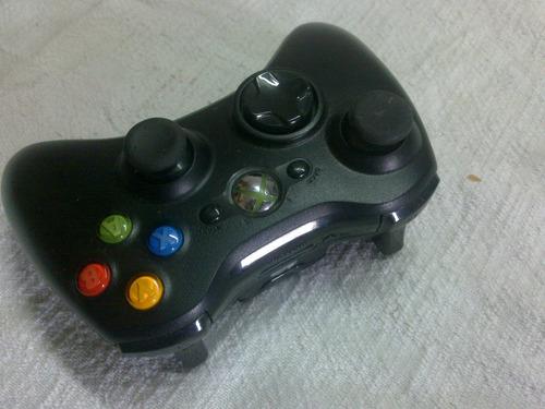 joystick original xbox 360 microsoft inalámbrico