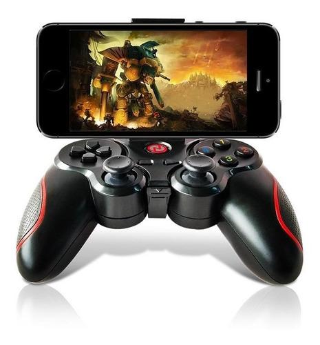 joystick para celular android bluetooth noga net 2g01 full