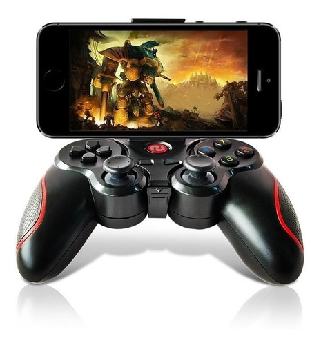 joystick para celular pc tablet android bluetooth  noga 2go1