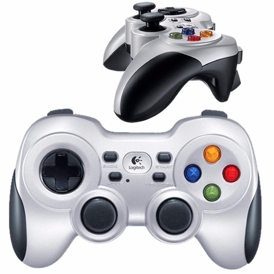 Joystick Pc Gamer Logitech F710 Wireless Windows 2,4ghz