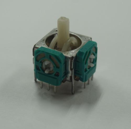 joystick potenciometro palanca control nintendo game cube