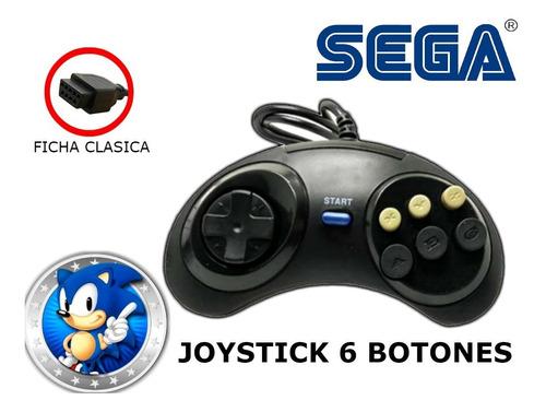 joystick sega 16 bits nuevos rosario