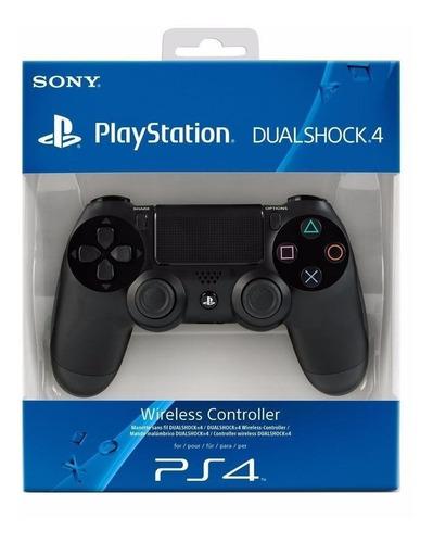 joystick sony ps4 original modelo v2 dualshock black