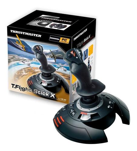 joystick thrustmaster flight stick x
