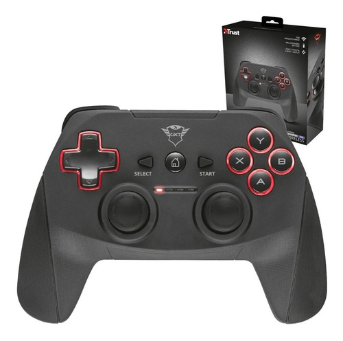 joystick trust ps3 y pc wireless inalambrico gaming excelent