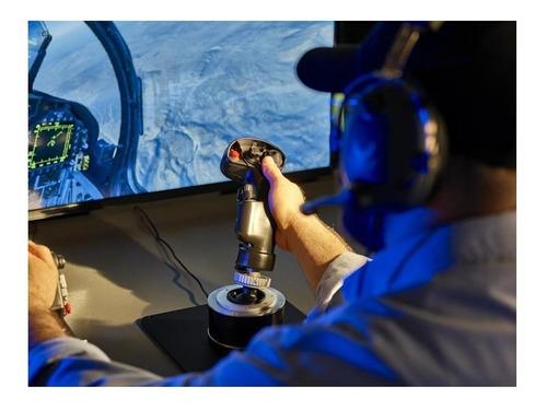joystick vuelo thrustmaster fa-18c hornet hotas add on