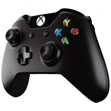 joystick xbox one slim inalámbrico negro gs