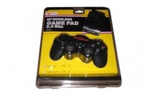 joystick xtreme play 2 / play 3 / pc inalambrico