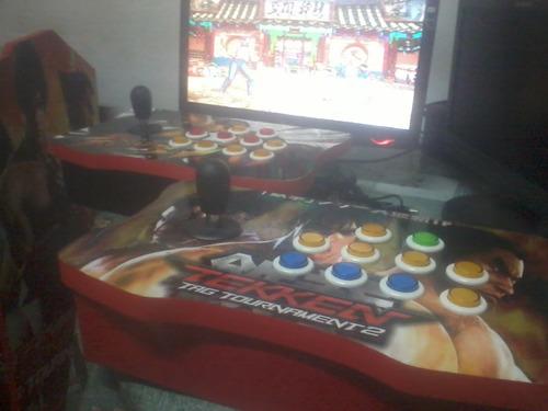 joysticks arcade para pc 140 soles
