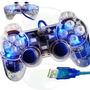 Control Gamepad Usb Para Pc Estilo Ps2 Ps3 Nuevo