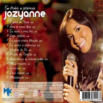 cd gospel gratis jozyanne eu tenho a promessa