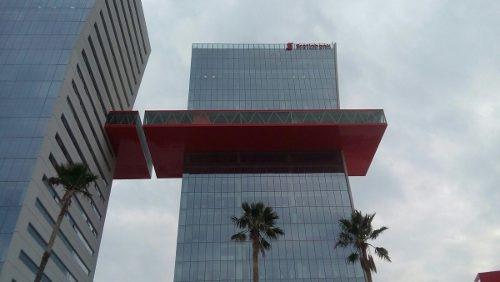 jp oficina comercial en renta en edificio inteligente