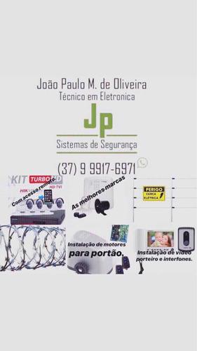 jp sistema de segurança e eletricista