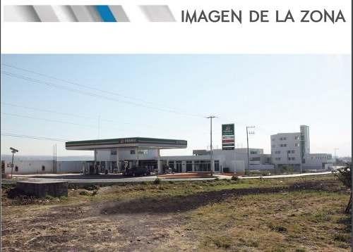 jp terreno en venta de 13,753 m2, ubicado sobre avenida principal,