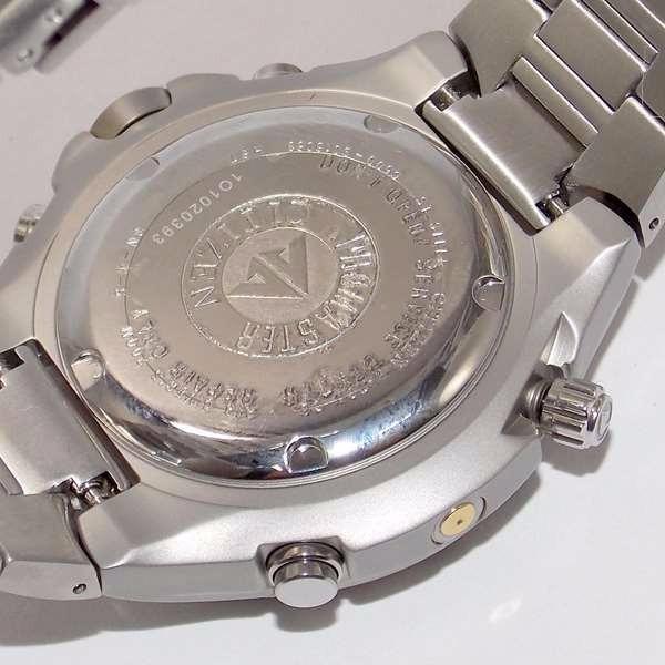 d9e57206661 Jp1060-52l Relógio Citizen Aqualand Ii Mergulho 100%original - R ...