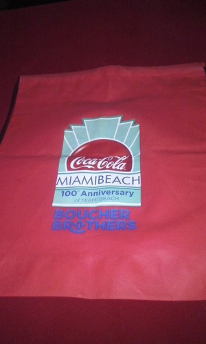 js bolso original coca cola miami beach