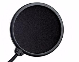 js electronics pf04 antipop para micrófono artemusical