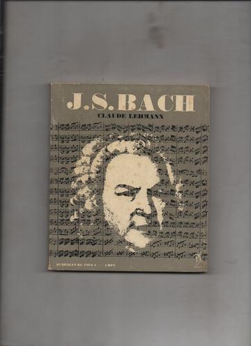 j.s.bach- claude lehmann