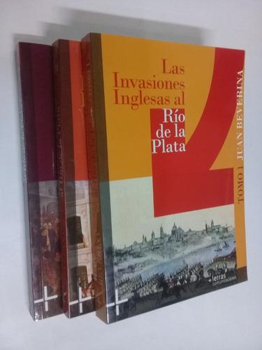 juan b. beverina las invasiones inglesas al rio de la plata