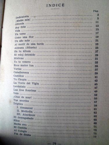 juan b. carballa ritmo de amores 1930 versos raro