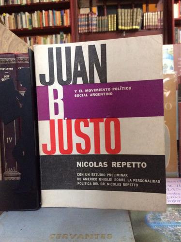 juan b. justo y el movimiento social argentino