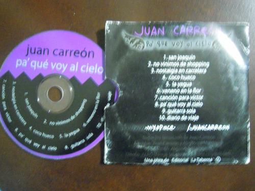 juan carreon cd pa´ que voy al cielo