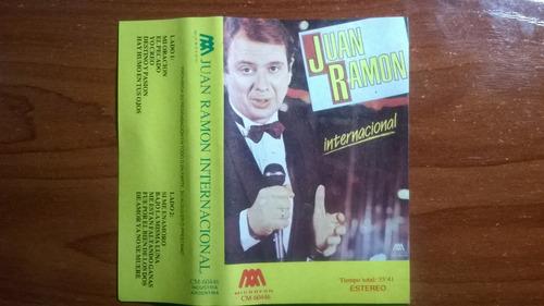 juan corazón ramon internacional cassette 1987