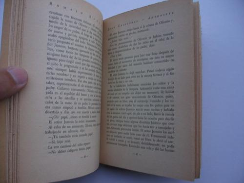 juan cristóbal v i - antonieta - romain rolland - hachette