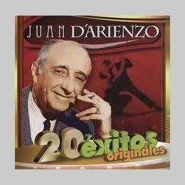 juan d'arienzo y orquesta tipica 20 exitos original cd nuevo