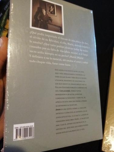 juan emar. dos libros : amor y cavilaciones. nuevos sellados