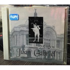 Juan Gabriel - Celebrando 25 Años En Concierto (1998)