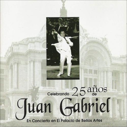 juan gabriel 25 años en bellas artes dvd