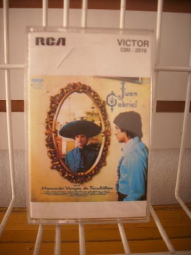 juan gabriel con el mariachi vargas de tecalitlán cassette