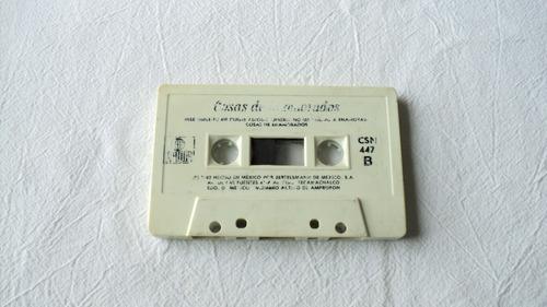 juan gabriel cosas de enamorados cassette 1982 mexico