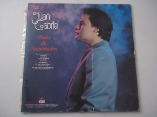 juan gabriel / cosas de enamorados vinyl lp acetato