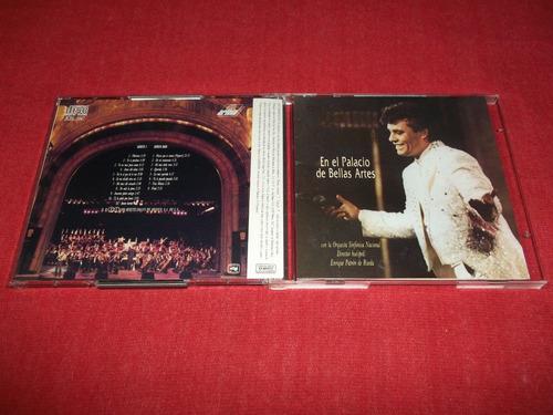juan gabriel  en el palacio de bellas artes 2 cds 1990 mdisk
