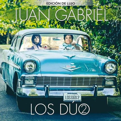 juan gabriel - los dúo 2 (deluxe) (itunes) + videos
