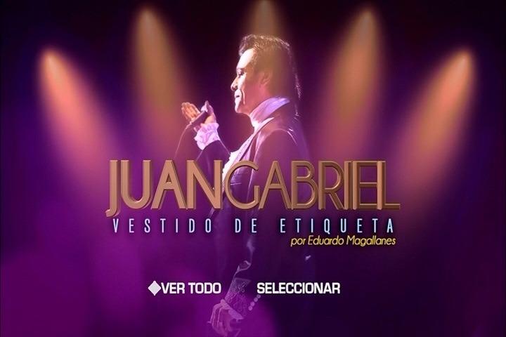 Juan Gabriel Vestido De Etiqueta 2cds Dvd