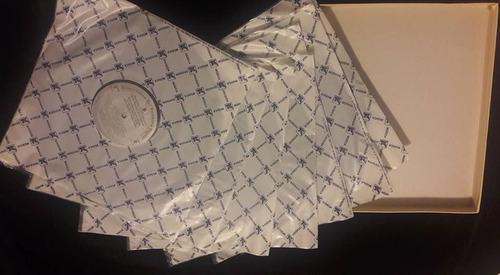 juan gabriel y rocio durcal 7 discos de coleccion de acetato