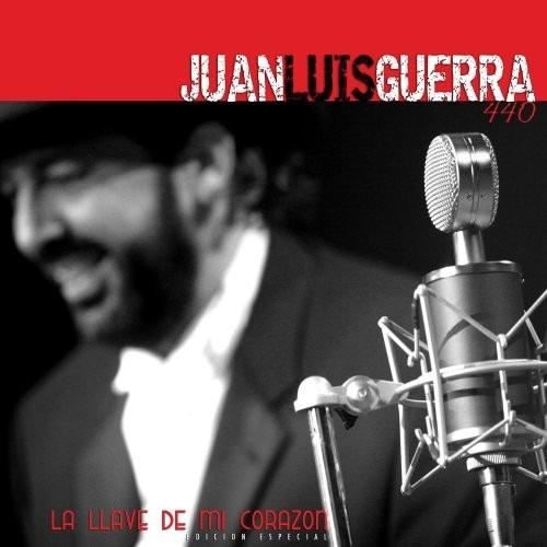 juan luis guerra llave de mi corazon cd nacional latino