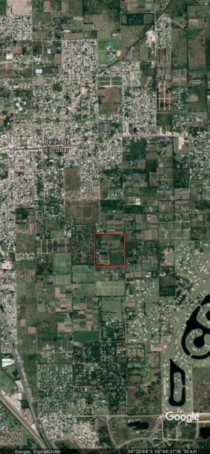 juan mermoz sur 100 - escobar - terrenos/fracciones/loteos fracciones urbanas - venta