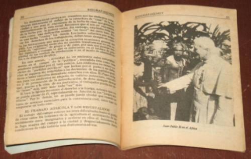 juan pablo ii papa peregrino de la paz visita perú 1985