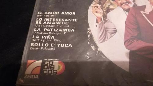 juan piña es colombia lp vinilo cumbia salsa