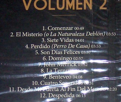 juan ravioli album para la juventud vol 1 y 2, cds nuevos