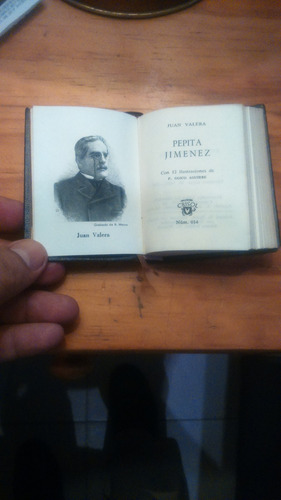 juan valera pepita jimenez aguilar 1959- miniatura -antiguo